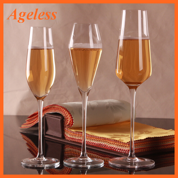 2015 Hot design gift low price metal wine glass gold and silver plated goblets , SILVER BRASS GOBLETS, Brass Champagne Goblets