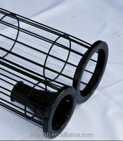 dust collector bag filter cages of top cap (HDYY)