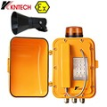 Koontech VoIP Explosion proof Telephone for Hazardous Areas Mining  Telephone Industrial IP EXPROOF PHONE