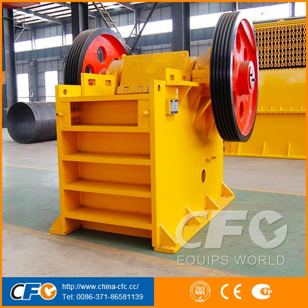 20 TPH 250*400 Jaw Crusher for Mining Industry