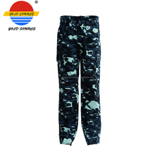 Wholesale Men Fashion Outdoor Navy Army Camouflage Cargo Pants
