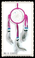 cherokee craft dream cacther feather