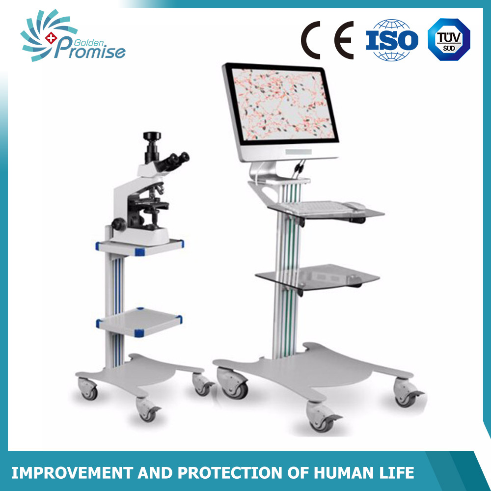 high performance good price veterinary trolley sperm quality analyzer