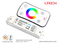 M series remote controls LED RGB ,dimming, CT Controller RGBW RF remote controller