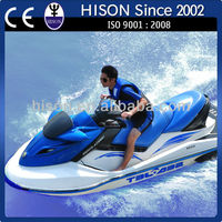 CE approved factory direct 1400cc Hison used jet ski