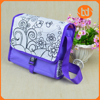 graffiti bag for children shoulder bag&school bag