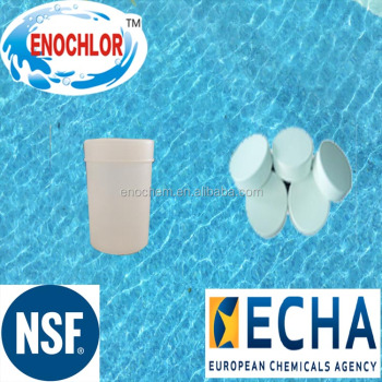Chemical de detergent sodium calcium hypochlorite tablets for Hypochlorite de calcium piscine
