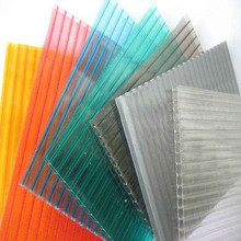 Customized Polycarbonate Panel for Greenhouses Cover and Roof