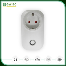 GWIEC Wholesale Products Electrical German Gsm Wifi Smart Socket For Home Appliance