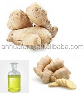 ginger essential oil, ginger oil production, ginger oil body massage oil HFJY0075