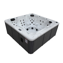 Luxury Outdoor Massage Garden Spa Tub For Party