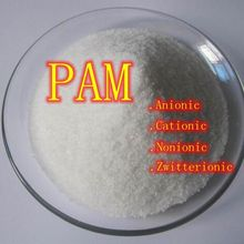 sewage treatment chemical cationic polyacrylamide PAM