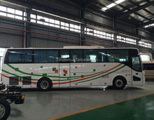 stock CNG passenger bus for sale 45 seats