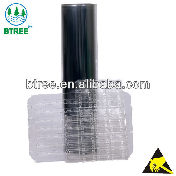 Btree Transparent Plastic Sheets For Tray