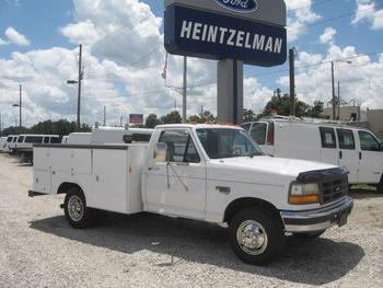 1995 ford f 350 utility body dually xl buy utility body. Black Bedroom Furniture Sets. Home Design Ideas