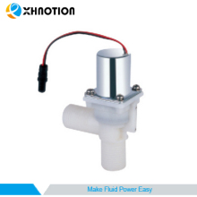 2LP090-15 Automatic Sensor Plastic 90 Degree Pipe-Connect Bi-Stable Solenoid Valve