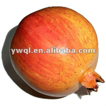 Decorative Artificial Fruit & Veg pomegranate