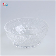 Heat Resistant 5 Pcs Glass Bowl Set For Candy