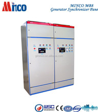 Minco MB8 Diesel Generator Synchronizing Panel For Generator Set