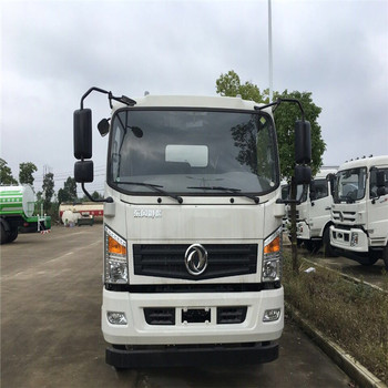 dongfeng brand 10000 liters 4x2 right hand drive water tanker truck