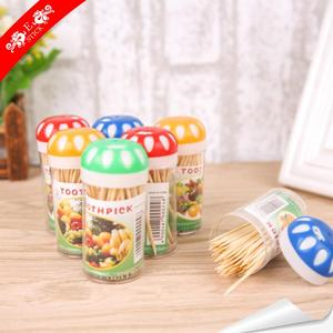 bamboo wholesale decorative party toothpick for family
