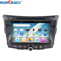 Android 4.4 car gps navigation double din digital touch screen car stereo for automotive Tivoli 2016