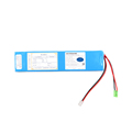 36V 7.5Ah Rechargeable 18650 Lithium ion Battery pack for Electric Bike