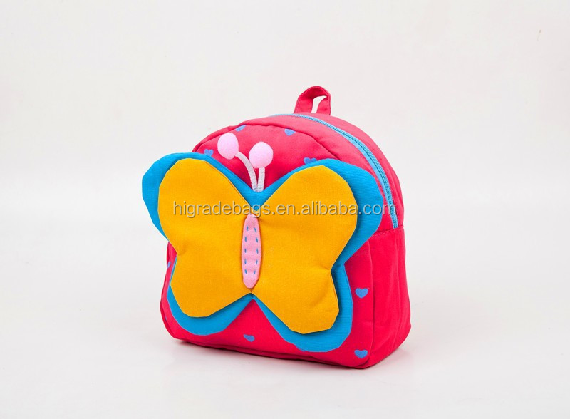 kids school bag set, school girls bag