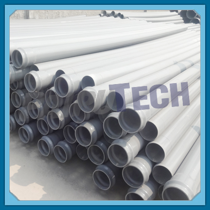 80mm Diameter PVC Pipe