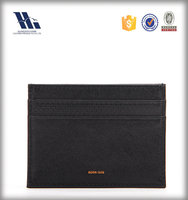 Anti hacking rfid blocking wallet credit card holder