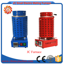 Valueable Metal Scrap Resistance Melting Furnace for Copper, Brass, Silver