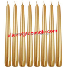 cone candle/ pillar church candles/taper candles 3x6