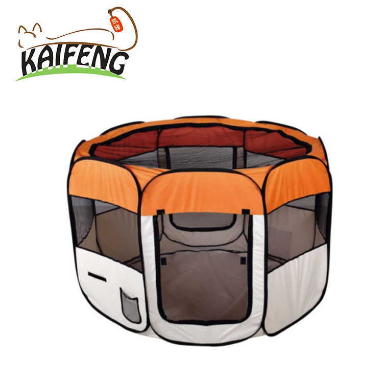 New Style Outdoornylon Material Cat Play Pens Cat Cages Outdoor Dog Play Pens