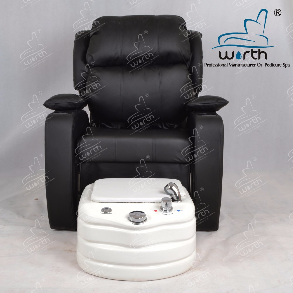 Chair nail salon furniture ak 01 g buy manicure chair nail salon - Oversize Foot Salon Manicure And Pedicure Sofa With Whirlpool Spa Tub