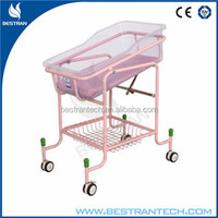 BT-AB103 Luxury CE infant hospital baby cot