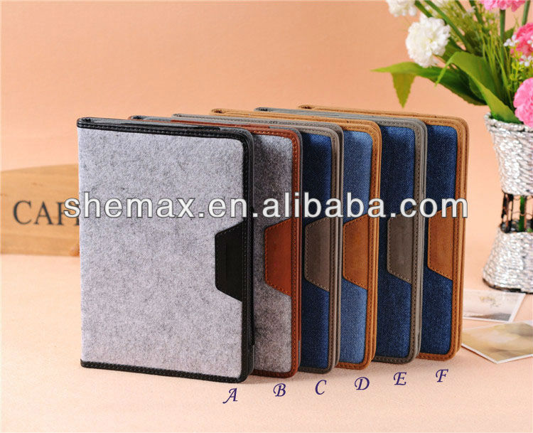 for iPad case,updated style for Ipad Leather Case ,cover for ipad 2015 new