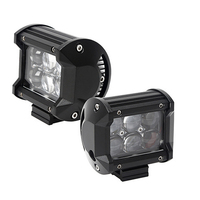 Wholesale new IP67 car led tuning light, 4D lens car led work light , 18w 30w led work light for trucks motorcycle