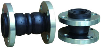 Flanged Rubber expansion joint, ANSI