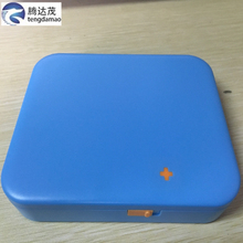 Energy Saving Stamping smart electronic medicine storage box for wholesale