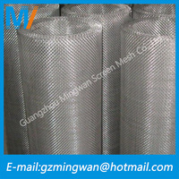 class AAA pure nickel mesh screen/ nickel wire mesh/nickel woven cloth