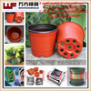China taizhou OEM custom outdoor pvc flower pot injection moulds