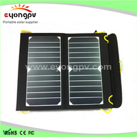 portable cute mobile phone solar panel charger