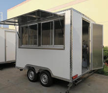YY-FS300 China Electric Fast Mini Mobile Food vending truck for sale