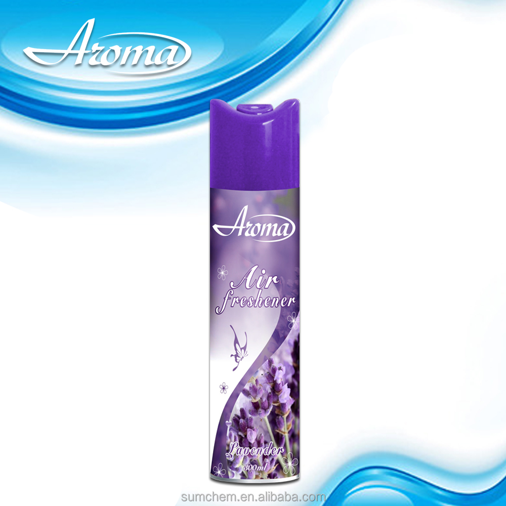 Home air freshener spray with long lasting smell