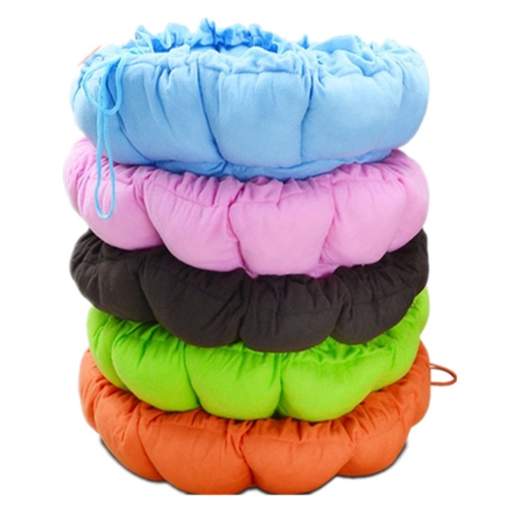 Cheap price washable soft plush lounge dog beds for sale