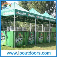 3x3m Outdoor pop up canopy advertising gazebo tent