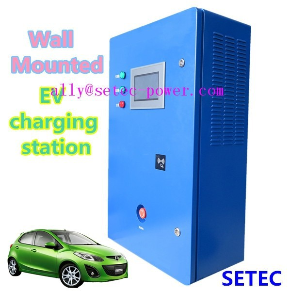 a convenient, safe and cost effective charging solution for EV drivers and car park managers