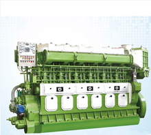 G6300 Series Boat Diesel Engine With 6 Cylinders