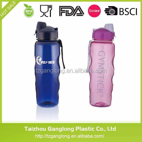 Factory Provide Good Quality BPA Free Sports Foldable Water Bottles