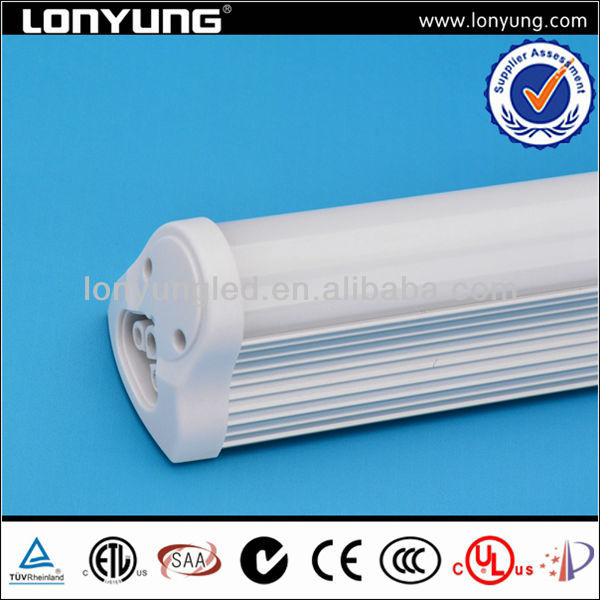 Isolated internal driver T8 fixed integrated light cool white t8 led fluorescent tube